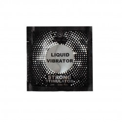 STRONG LIQUID VIBRATOR GEL 2ML