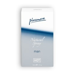 PERFUME COM FEROMONAS NATURAL SPRAY MAN 50ML