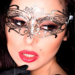 MASK CR-3809 SILVER