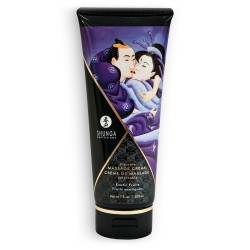 SHUNGA MASSAGE CREAM EXOTIC FRUITS