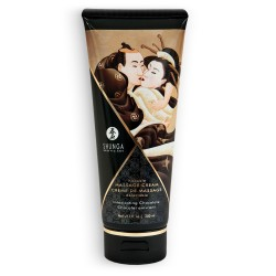 CREME DE MASSAGEM SHUNGA CHOCOLATE