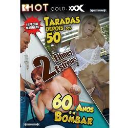 2 FILMES TARADAS DEPOIS DOS 50 + 60 ANOS E A BOMBAR