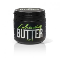 FISTING BUTTER LUBRICATING BUTTER FISTS 500ML
