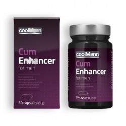 COOLMANN CUM ENHANCER SPERM VOLUMIZER 30 CAPS