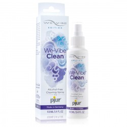 SPRAY DE LIMPEZA PJUR WE-VIBE CLEAN 100ML