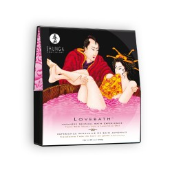 SHUNGA BATH SALTS LOVE BATH DRAGON FRUIT 650GR