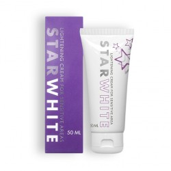 CREME ACLARANTE STAR WHITE 50ML