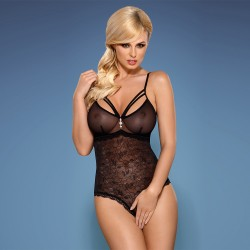 OBSESSIVE 818-TED TEDDY BLACK