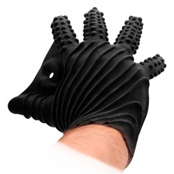 FIST IT SILICONE GLOVE BLACK
