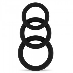 SONO Nº25 COCKRING SET BLACK