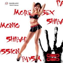 DEMONIQ SHIBARI PACK MAI SET BLACK