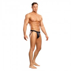 SLIP SATIN JOCK MALE POWER
