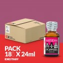 PACK WITH 18 AMSTERDAM POPPERS 24ML