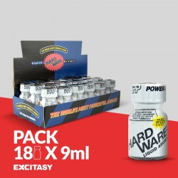 PACK COM 18 HARDWARE PWD 9ML