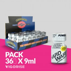PACK COM 36 HARDWARE PWD 9ML