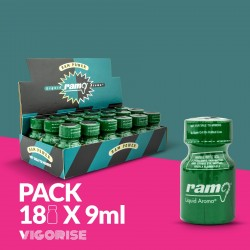 PACK WITH 18 PWD RAM 9ML