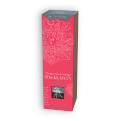 SHIATSU™ POMEGRANATE AND NUT MEG STIMULATING GEL 30ML