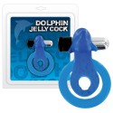 DOLPHIN JELLY COCK RING