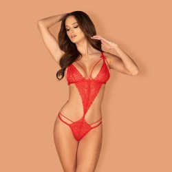 OBSESSIVE LOVLEA TEDDY RED