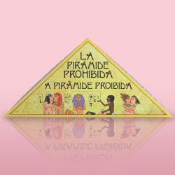 THE FORBIDDEN PYRAMID GAME PORTUGUESE AND SPANISH SECRET PLAY