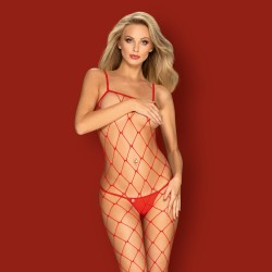 OBSESSIVE BODYSTOCKING N102 RED