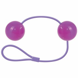 CANDY BALLS VAGINAL BALLS PURPLE