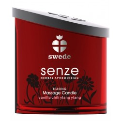 SWEDE SENZE TEASING MASSAGE CANDLE 150ML