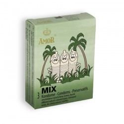 MIX CONDOMS 3 UNITS