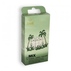 MIX CONDOMS 12 UNITS