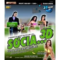 SÓCIA, ESTOU AQUI ENTESADÍSSIMO! 3D / BLU-RAY / DVD