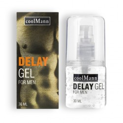 COOLMANN DELAY GEL 30ML