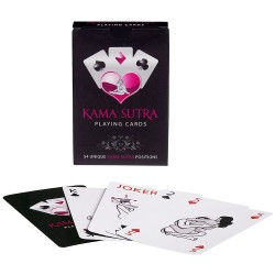 54 KAMASUTRA PLAYING CARDS