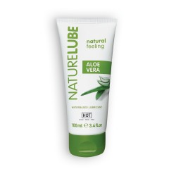 NATURELUBE WITH ALOE VERA WATERBASED LUBRICANT 100ML
