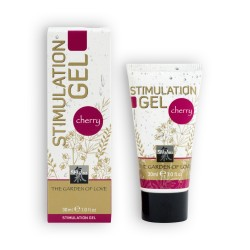 SHIATSU™ STIMULATION GEL CHERRY 30ML
